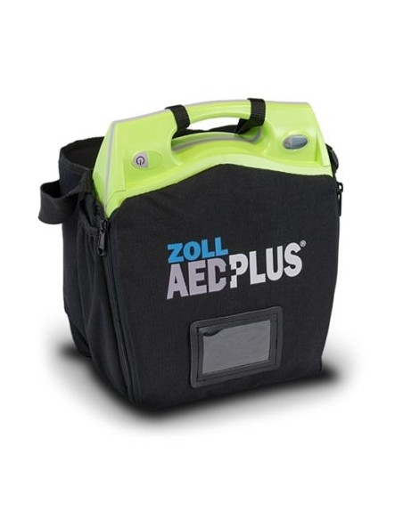 Desfibrilador semiautomatico Zoll AED plus 3