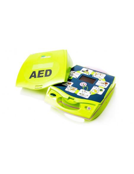 Desfibrilador semiautomatico Zoll AED plus 1