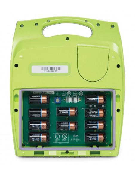 Desfibrilador semiautomatico Zoll AED plus 4