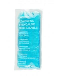 Bolsa frío y calor reutilizable 13 x 28 cm-Iberomed