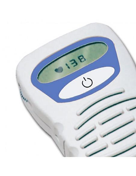 Doppler fetal sumergible con pantalla D2005 Gima 2
