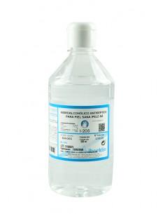 3 botellas de pl/ástico con pulverizador de 500 ml cada una.