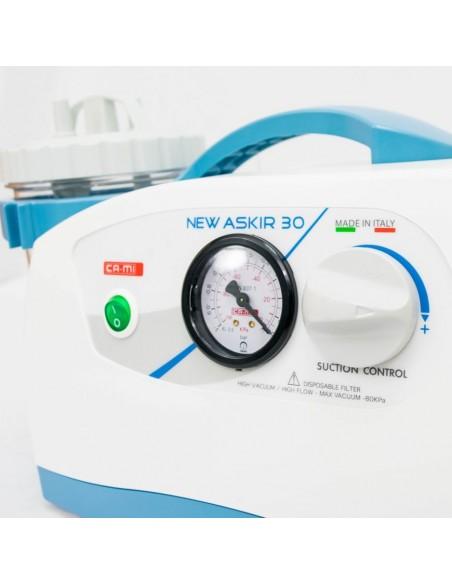 Aspirador de Secreciones New Askir 30, 40L/min 2