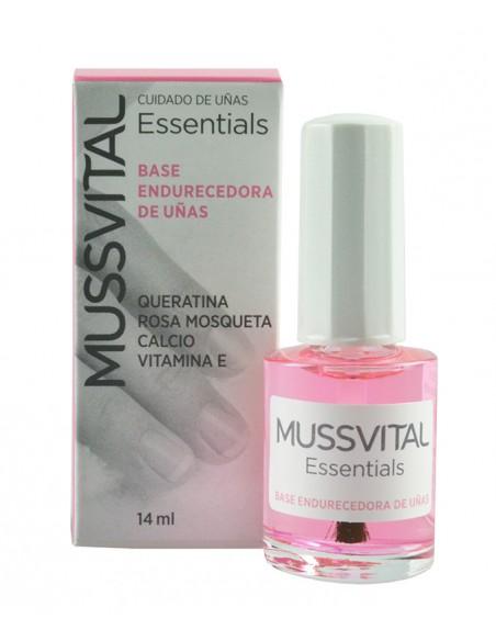 Endurecedor de uñas Mussvital Essentials 14ml 2