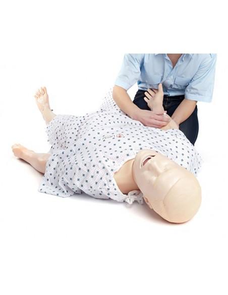 Maniquí Laerdal de enfermería Nursing Kelly Básico 3
