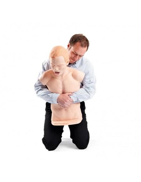 Maniquí Laerdal para maniobra Heimlich 4