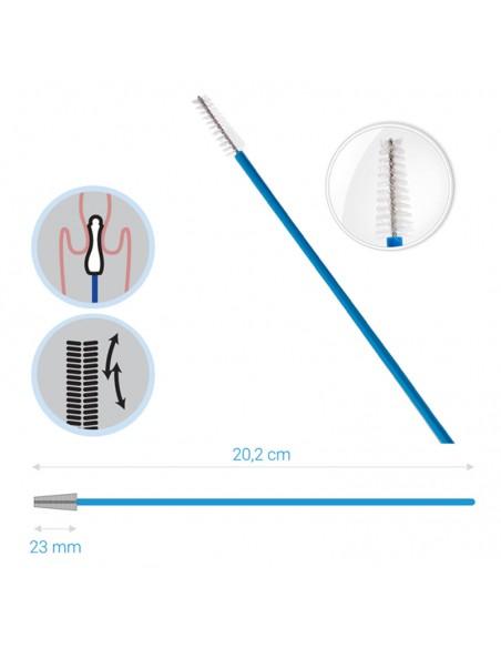 Cepillo citológico recto con bola Directa Pro2B 2