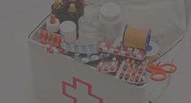 Botiquines y mochilas de primeros auxilios